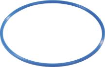 Gymnastikreifen aus Kunststoff, Durchmesser 80 cm