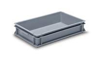 Kleinmaterialbehälter aus Kunststoff 600 x 400 x 120 mm