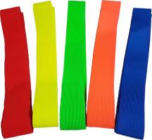 Turnbändel elastisch 110 cm, 3 cm breit