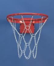Basketballersatznetz Stahl