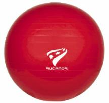 Physio- und Therapieball, Durchmesser 75 cm