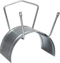 Schlauch-Seilsattel