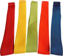 Turnbändel aus Polyester 120 cm, 3 cm breit