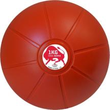 Medizinball aus Kunststoff Trial Nemo 1 kg