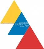 Balisage de sol: Lot de 4 triangles de marquage