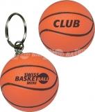 Personalisierter Schlüsselring Mini-Basket