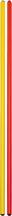 PVC-Stab ohne Eisenspitze, Länge: 160 cm