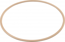 Gymnastikreifen aus Holz, Durchmesser 80 cm