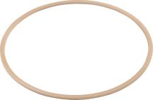 Gymnastikreifen aus Holz, Durchmesser 60 cm