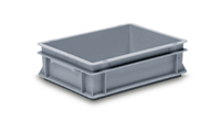 Kleinmaterialbehälter aus Kunststoff 400 x 300 x 120 mm