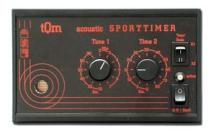 TQM-Sporttimer - der Intervallgeber im Sport