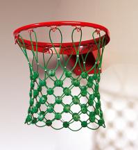 Basketballersatznetz Antivandalismus