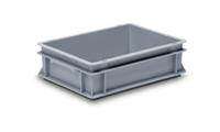 Kleinmaterialbehälter aus Kunststoff 400 x 300 x 145 mm