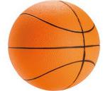 Basketball aus Schaumstoff