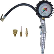 Luftdruckprüfer mit Manometeranzeige
