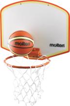 Minibasketball et panneau Set