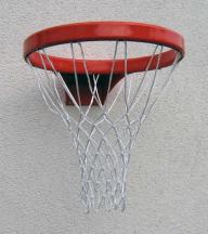 Basketballkorb aus Aluminium
