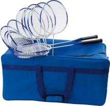 Tasche für ca. 30 Badminton-Schläger