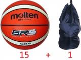 Pack éco > Ballon de Basket Molten GR5