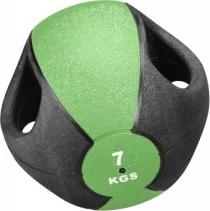 Medizinball mit Griffen, 7 kg